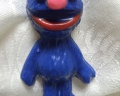 12 Sesame Street Grover Chocolate Lollipops Party Favors