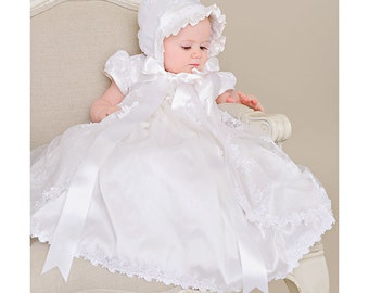Kate Christening Blessing or Baptism Gown