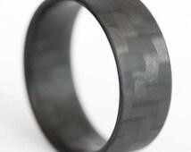 Twill Ultralight - Carbon Fiber Ring