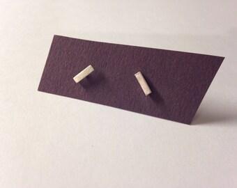 Small Linear Earrings