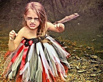 Zombie Tutu Dress