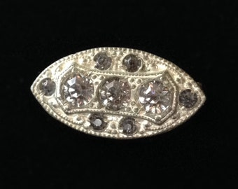 Antique Petite Almendrado Brooch