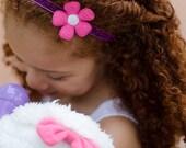Doc McStuffins Headband - Stocking Stuffer - Doc McStuffins Christmas Gift - Baby Toddler Girl Adult