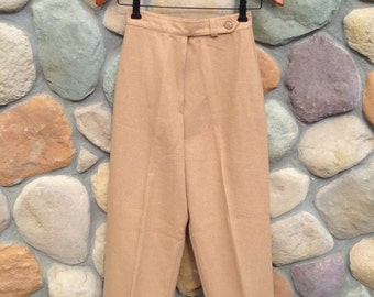 Vintage Wool Pants - Bobbie Brooks
