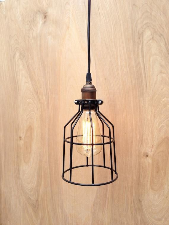 Lamp that looks like a light bulb