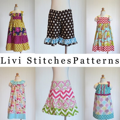 livistitchespatterns