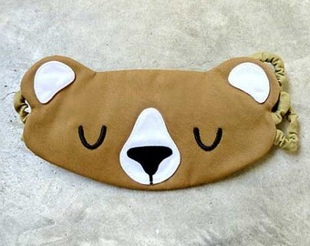 Sleep Eye Mask Raccoon Eye Mask Bandit The Raccoon Sleep Raccoon Eye Mask