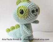 Seriously Cute Crochet  ebook: 25 amigurumi crochet pattern sets - PDF Digital Download