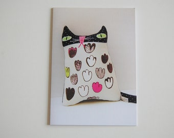 Cat Greeting Card - Anytime Card