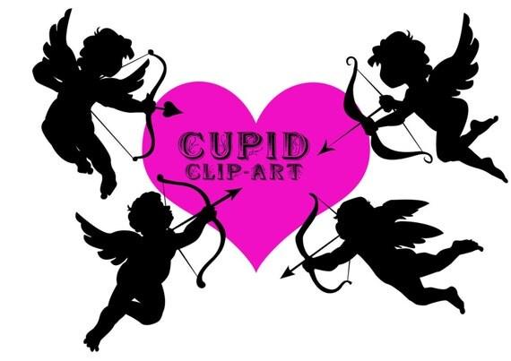 valentine angel clipart - photo #47