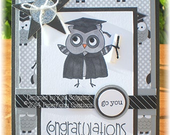 Graduation Congratulations Card, Congrats Grad Cards, Cards for Grads
