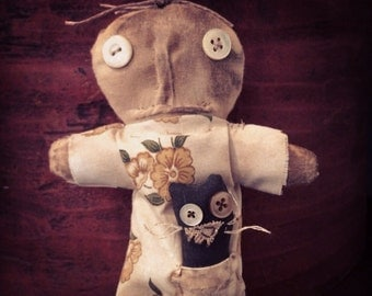 Primitive Doll Pocket