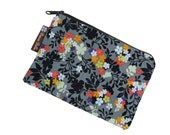 Catch All Bag holds chargers - cords - make up - collections - hard drives - Urban Garden