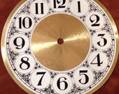 Clock Face Dial Steampunk Art Supply
