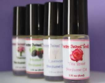Try Me Perfume Oil Roll On  (Pick Any Scent)