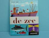 rare vintage 70s children's book by Alain Gree - de zee