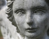 Angel cemetery statue stock photo image free use