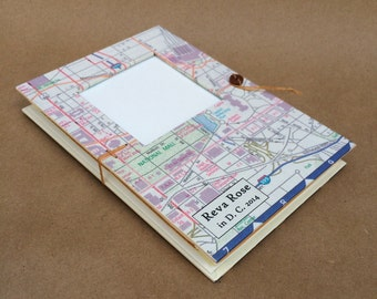 Washington DC Travel Journal - City Love - Personalized for You