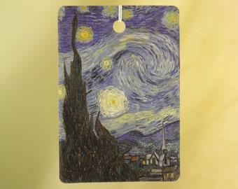 Starry Night Air Freshener