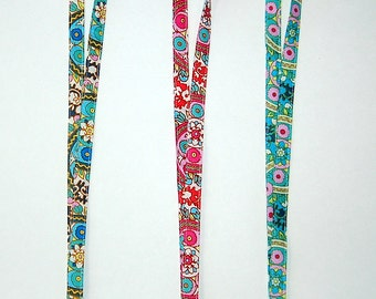Cameo Lanyard -  Available In Clover, Carmine or Zinc