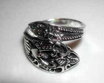 Engraved pointed thumb-size 9-soldered-free shipping