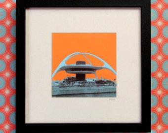 Original LAX Orange Dreamscape