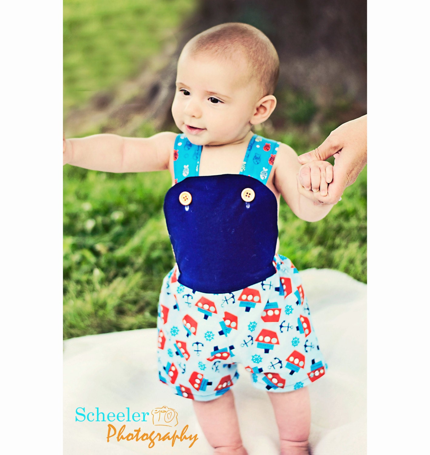 Available in a variety of fun and colourful styles, our range is suitable for both baby boys and baby girls aged up to 4 years old. Designed to protect delicate skin from the sun's harmful rays, our baby sun suits are made from lightweight UPF 50+ protective fabrics.