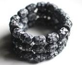 Triple Strand Fragment Bracelet