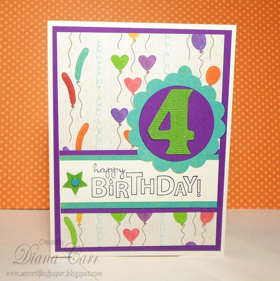 Items similar to happy th birthday card year old