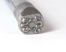 Horn toad steel design stamp cute as can be 6x5 south west yourself