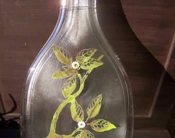 Melted Glass Bottle HARMONY