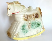McCoy Hobby Horse Cookie Jar