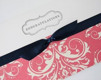 D I A N A Wedding Gift Card-Money or Voucher Holder