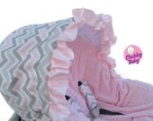 Ruffle added to ANY Canopy