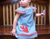 Anchors Away, a PDF downloadable pattern multi-size 1 through 4