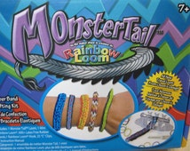 Monster Tail by Rainbow Loom Complete Kit CLEARANCE