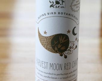 0418 Harvest Moon Red Chai, Organic loose leaf tea