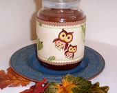 Cozy for large jar candle