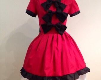 Little Red's Dress