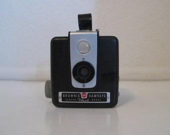 Kodak Brownie Hawkeye Box Camera Retro Mid Century Bakelite