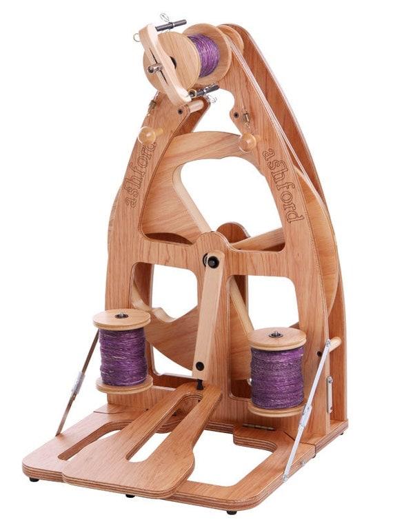 Ashford Joy 2 Spinning Wheel with Carry Bag - Ships FREE