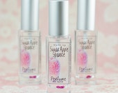 Sugar Apple Sparkle Perfume NEW Notes of Apple, Raspberry, Clover, Honeysuckle, Jasmine, and Musk