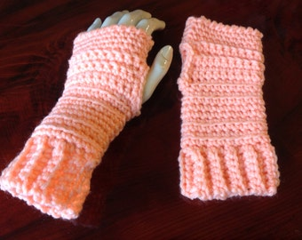 Fingerless Gloves Wrist Warmers Wristers