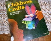 Children's Crafts Ages 5-12, Basket Weaving, Dried Apple Doll, Puppet, Tin Christmas Lantern, Bean Bag,  Sunset Book, Paper Project (517-14)