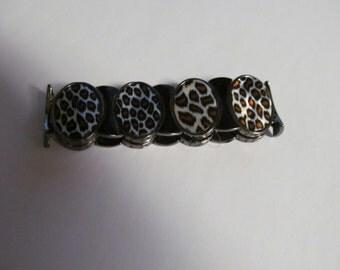 chaeta print bracelet