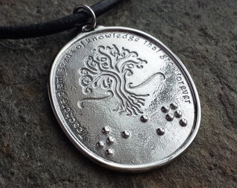 Teachers Plant Seeds Jewelry in Braille