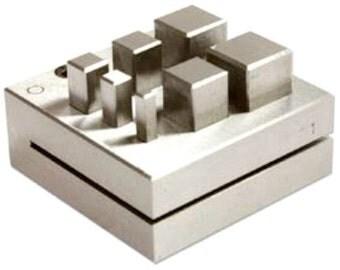 Square Disc Cutter, 7 Piece Cutter, Harden Steel DP2402 BS
