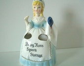 Vintage Enesco Betsy Ross Spoon Holder