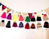 Chunky Beanie Knit Hat
