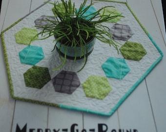 Atkinson Designs Merry-Go-Round Table Runner Pattern